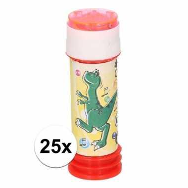 25x dinosaurus bellenblaas
