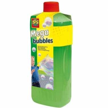 2x ses bellenblaas navulling 750 ml
