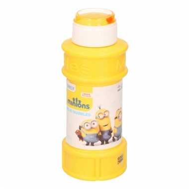 Kinderfeestje bellenblaas minions 175 ml