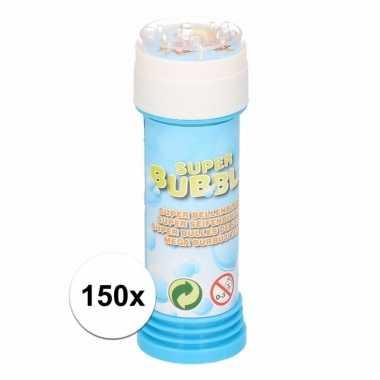 Speelgoed bellenblaas 150 stuks