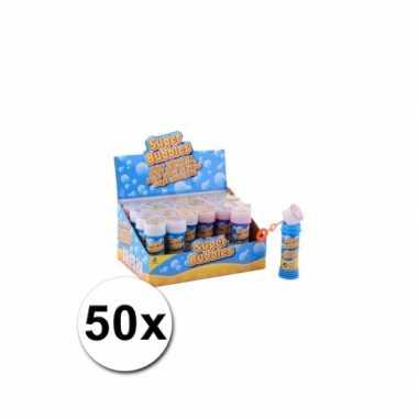 Speelgoed bellenblaas 50 stuks