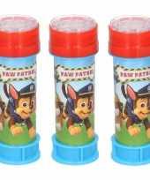 12x bellenblaas paw patrol 60 ml speelgoed voor kinderen